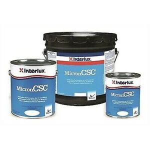 Interlux Micron CSC Multi-Season Antifouling Shark White Paint Y5584/01