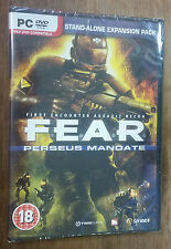 F.E.A.R.: Perseus Mandate - Stand-Alone Expansion Pack (PC DVD-ROM) UK IMPORT