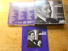 Jean Sablon-intégrales [3 CD Box] Django Reinhardt
