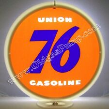 UNION 76 GASOLINE GAS & OIL PUMP GLOBE