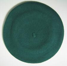 Fine Fashion 100% Wool French Beret Tam Beanie Slouchy  Warm Hat
