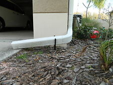 Gutter Downspout Support Stake