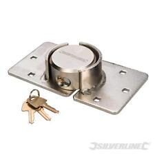 Lucchetto resistente per furgoni e fermaglio di serratura  Silverline 73 mm
