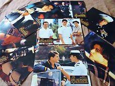 tom cruise DES HOMMES D'HONNEUR ! demi moore  jeu 12 photos cinema lobby cards