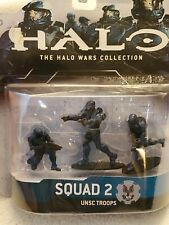 HALO 3 - The Halo Wars Collection  HALO WARS HEROIC 3 PACK SQUAD 2 (BLUE)