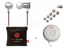 White urBeats w control Talk Mic Microphone In-Ear Earbuds Beats Headphones