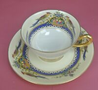 Vintage RS Tillowitz Germany PALACE China Demitasse Cup & Saucer