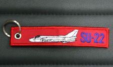 Su-22 REMOVE BEFORE FLIGHT KEYRING - Su22 Fitter