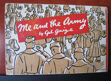 Me and the Army by Cpl Gaige - Vintage WWII era army life  1943 PB