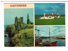 Postcard: Multiview - Caithness, Scotland