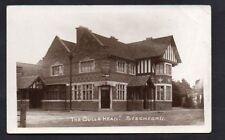 More details for postcard - birmingham -stetchford- real photo-the bulls head public house