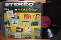 Mercury Stereo Sampler Vol. 1 LP Mercury SRD-1 Stereo