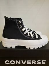 NEW CONVERSE CHUCK TAYLOR ALL STAR LUGGED HIGH TOP 565901C SHOES FOR WOMEN