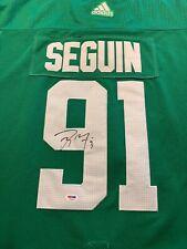 Tyler Seguin Signed Dallas Stars Jersey PSA/DNA Size 54