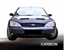 Haubenbra für Ford Mondeo 3.Gen. Bj.2000-2007 Car Bra Steinschlagschutz CARBON