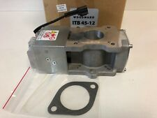 """NEW OLD STOCK! WOODWARD 12V 1-3/4"""" BORE GOVERNOR ACTUATOR ITB 45-12"""