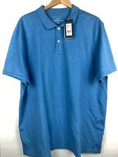 NWT Vineyard Vines Polo Golf Shirt Dockside Blue XL X-Large