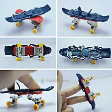Finger Board Tech Deck Truck Skateboard Boy Kid Children Party Toy