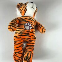 "Clemson Tigers Plush Large 21"" Stuffed Mascot Student Alumni Kids Graduate Firm"