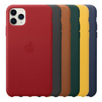 2019 Case for Apple iPhone 11 Pro Max Genuine Original Leather Hard Cover Hot