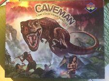 Uomo delle Caverne: la tua tribù può sopravvivere? RARO gioco da tavolo