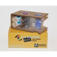 Zebra IX, ZXP Series 7 YMCKO 250 Image Ribbon - 800077-740 Super Fast Delivery
