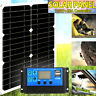 12V 180W Folding Solar Panel Kit Mono Caravan Boat Power Battery Charge NEW
