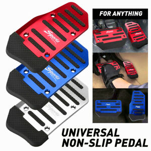 Automatic Non-Slip Pedal Brake Foot Treadle Cover Accessory Parts Universal