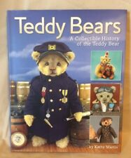 Book - Teddy Bears - A Collectible History Of The Teddy Bear By Kathy Martin