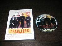 Tombstone La Légende De Wyatt Earp DVD Kurt Russell Val Kilmer