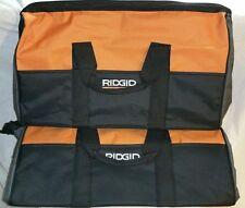 "2 New Ridgid 24 Inch Extra Large Heavy Duty Bags 24"" x 10"" x 13"""