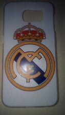 Real Madrid Funda Rígida Cubierta Para Samsung Galaxy S6-La Liga España