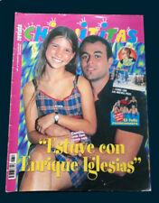 ENRIQUE IGLESIAS - Chiquititas Magazine Argentina
