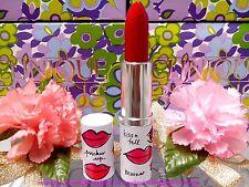 """Clinique Kisses Long Last Soft Matte Lipstick in """" Matte Crimson """" ~Lovely Play~"""