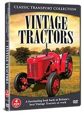 Classic Transport Collection Vintage Tractors 4 DVD set - fascinating look back
