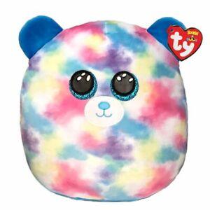 Beanie Boos Squish A Boo 10 Inch Hope Bear