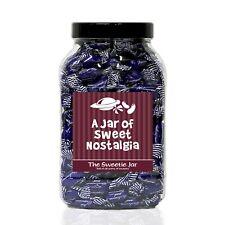 Blackcurrant and Liquorice Sweet Jars - Personalised Retro Sweet Jars In 4 sizes