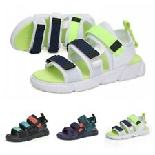 New Men Leisure Open Toe Straps Outdoor Beach Walking Slingbacks Sandal Summer D