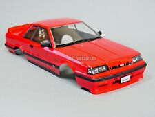 1/10 RC Car BODY Shell NISSAN SKYLINE R31  190mm *CLEAR* Unassembled Body