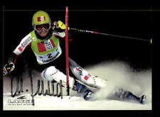 Marlies Schild Autogrammkarte Original Signiert Ski Alpine + A 162628