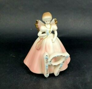 Vintage Josef Originals Birthday Girl Angel 19 Year Old Figurine with tag