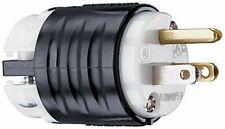 15A 2Pole HD Plug,No PS5266XCCV4,  Pass & Seymour