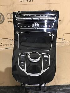 2016-2019 MERCEDES BENZ E CLASS AMG W213 CENTRE CONSOLE COMPLETE WITH CONTROLS