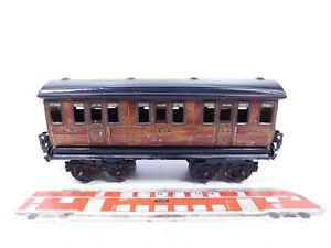 CP302-0,5# Märklin Spur 0 Blech-Personenwagen 2873 GNR/Northern Railway, 2. Wahl