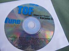 Top Tunes TTTP-09 Karaoke CDG ( Rock, Pop, Country)