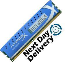 2/4/8GB KINGSTON DDR3 1333/1600MHz PC-3 10600/12800 Desktop GAMING Memory RAM