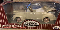 1940 DIECAST FORD DELUXE COUPE LIMITED EDITION PEDAL CAR  COLLECTABLE