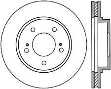 Disc Brake Rotor-XLE Front Left Stoptech 128.44088CL