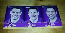 Melbourne Storm Original Set NRL & Rugby League Trading Cards