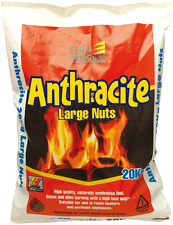 1/4 Tonne Of Anthracite - Large Nuts - 250KG - Fuel Express